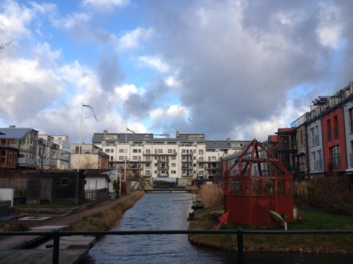 瑞典建築散步