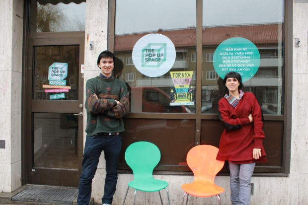 Connectors Malmö  創辦人 Joshua Ng & Julieta Talavera