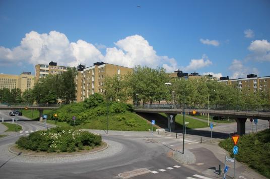 Rosengård穆斯林移民區